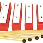 Rhythm Band 8 Note Diatonic Wooden Resonator Bell Set