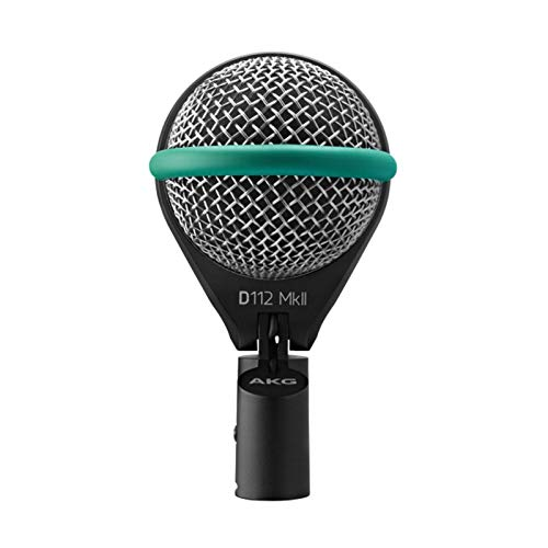 AKG Pro Audio D112 MKII Bass Drum Microphone