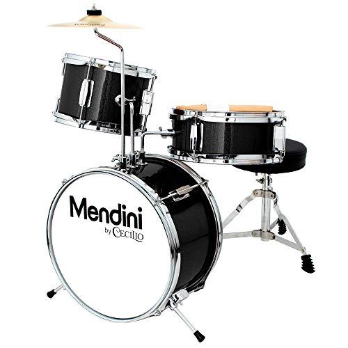 Mendini by Cecilio 13 inch 3-Piece Kids/Junior Drum Set