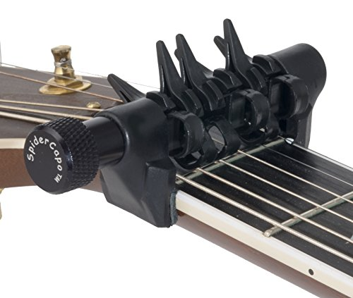 Creative Tunings SpiderCapo Standard - The Studio Grade Capo