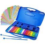 Xylophone 25 Note Chromatic Glockenspiel in Case