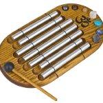 Woodstock Chimes CC7Z The Original Guaranteed Musically Tuned Zenergy Chime, Chakra