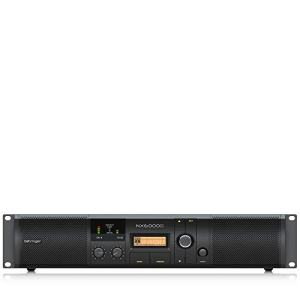 Behringer Power Amplifier (NX6000D)