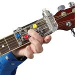 XERGUR Guitar Beginner One-Key Chord Assisted Learning Tools Classical Chord Guitar Chord Practice Tool for Adults & Children Trainer Beginners