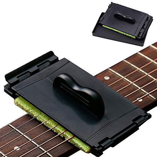 Miwayer Convenient Durable Guitar String Cleaner,Guitar Freboard Cleaner,Freboard Cleaning Cloth Tool,For Guitar,Violin,Bass,Mandolin,Ukulele