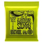 Ernie Ball 7-String Regular Slinky Nickel Wound Set, .010 - .056