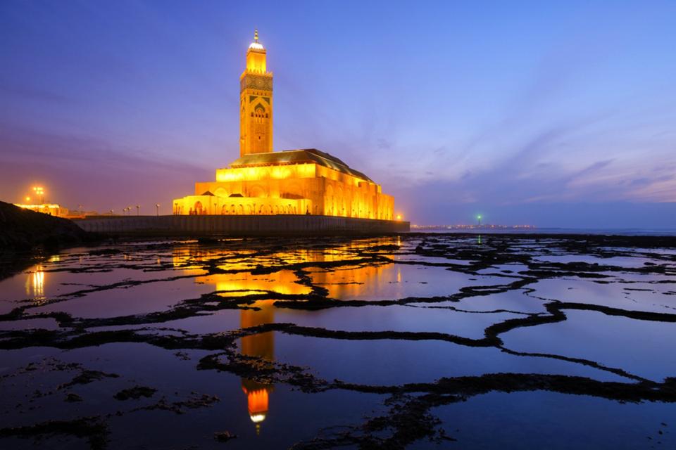 Bustling Capital of Rabat