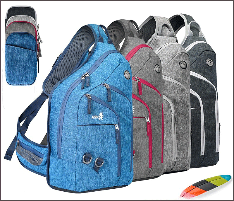 One Strap Backpack Plus Oversized Sling