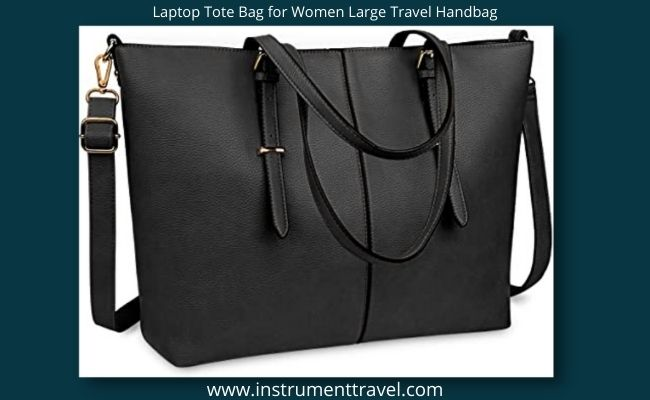 Laptop Tote Bag for Women Large Travel Handbag