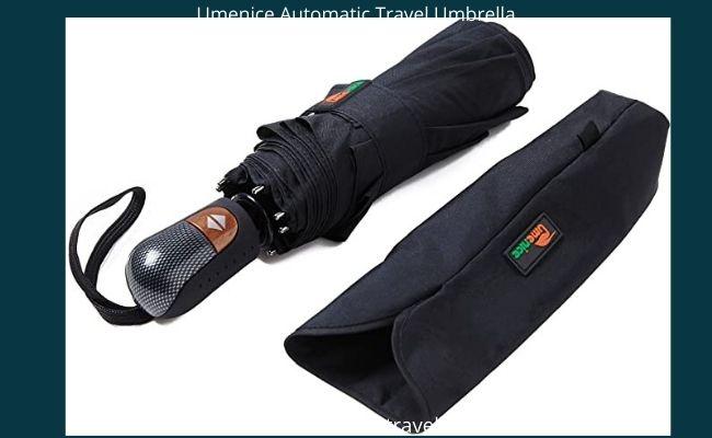 Umenice Automatic Travel Umbrella