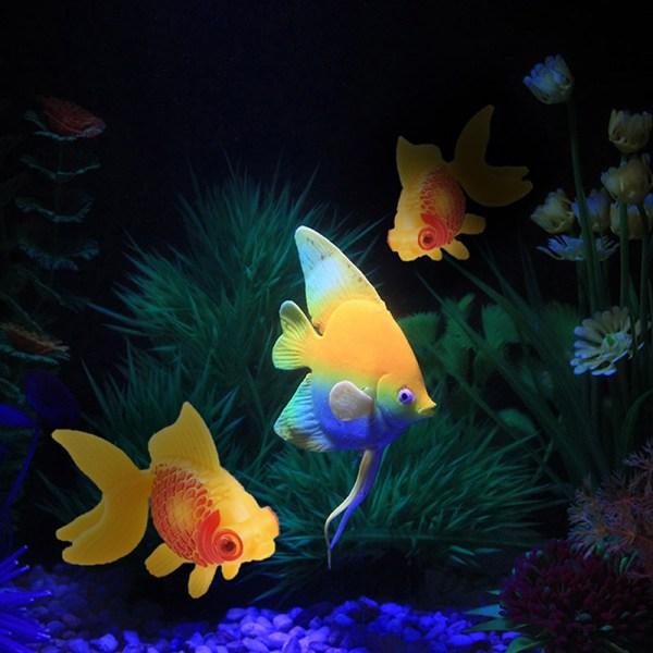 Fake Swimming Fish for Aquarium