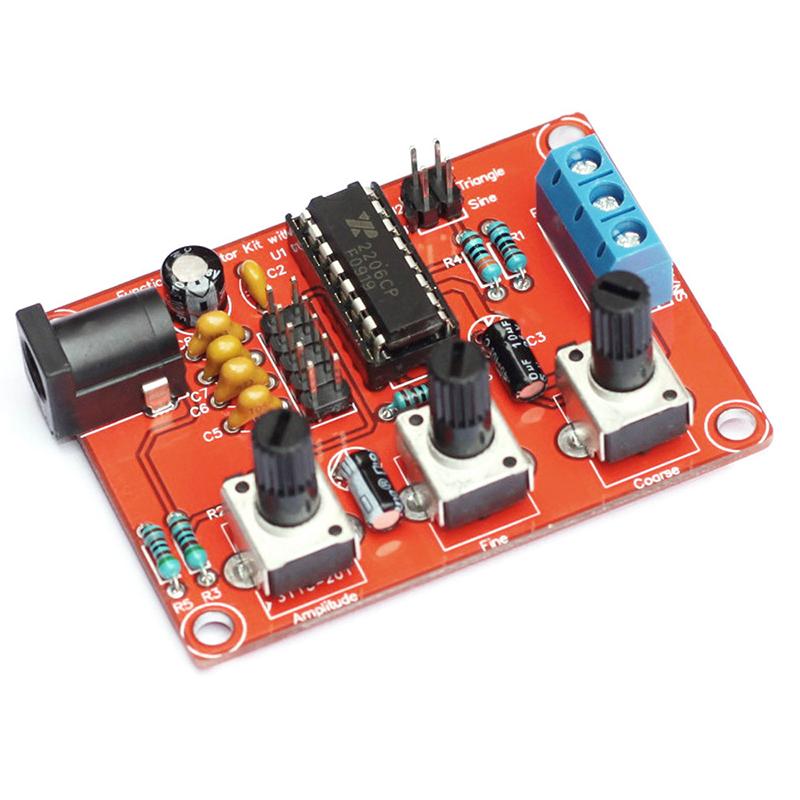 Function Generator Using Xr2206