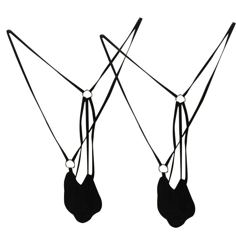 Sous-vêtements sexy hommes G-String T-Back Pouch Jockstrap