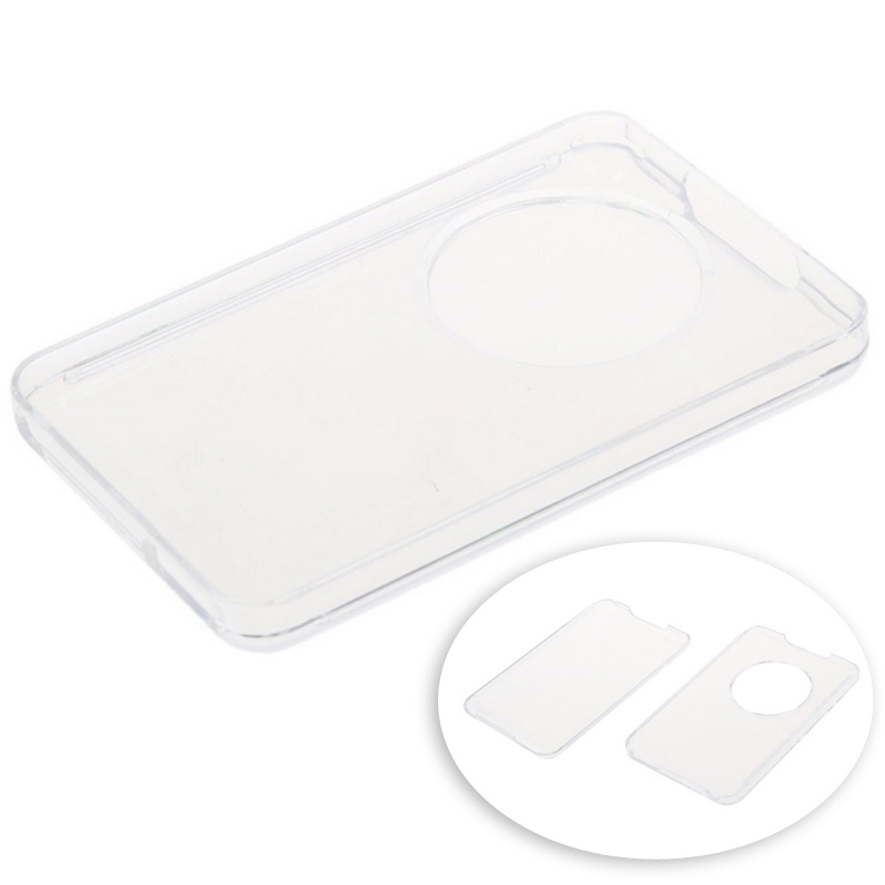 For Ipod Classic 80GB Clear Crystal Hard Case Protector