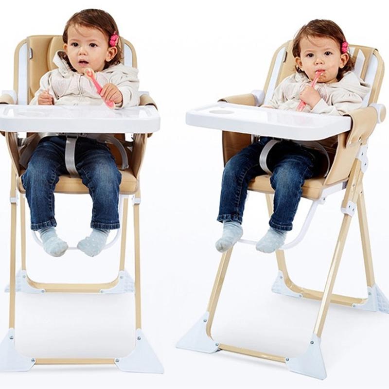 Baby Feeding High Chair Portable Plastic Infant Seat