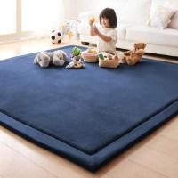 Japanese Style Children Non-slip Soft Memory Foam Bedroom ...
