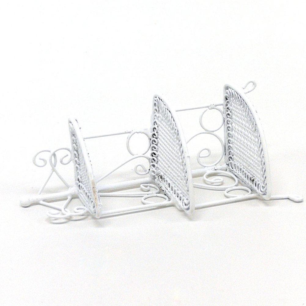 1:12 Doll House Furniture Doll House Decor- White Wire