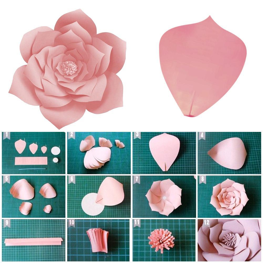paper flower decorations diy