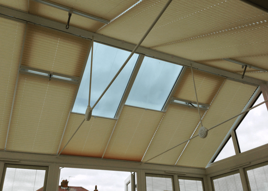 Acklam Conservatory Roof Blinds