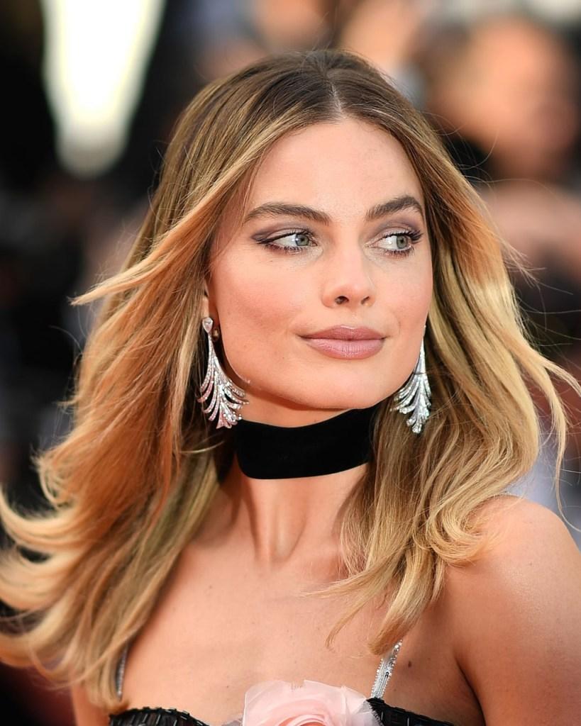 Tienes que ver el makeup look de Margot Robbie en Cannes