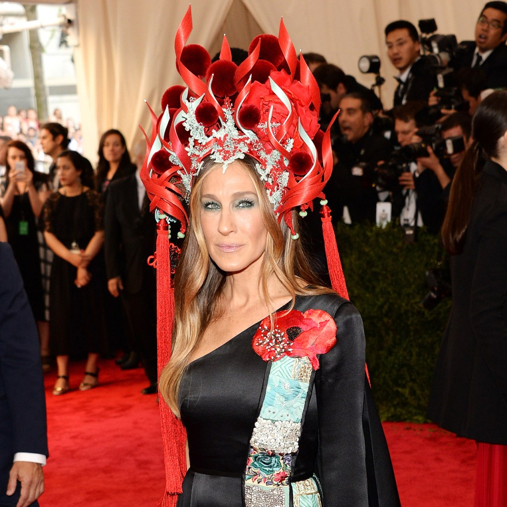Looks muy camp que han desfilado en la red carpet de de la Met Gala
