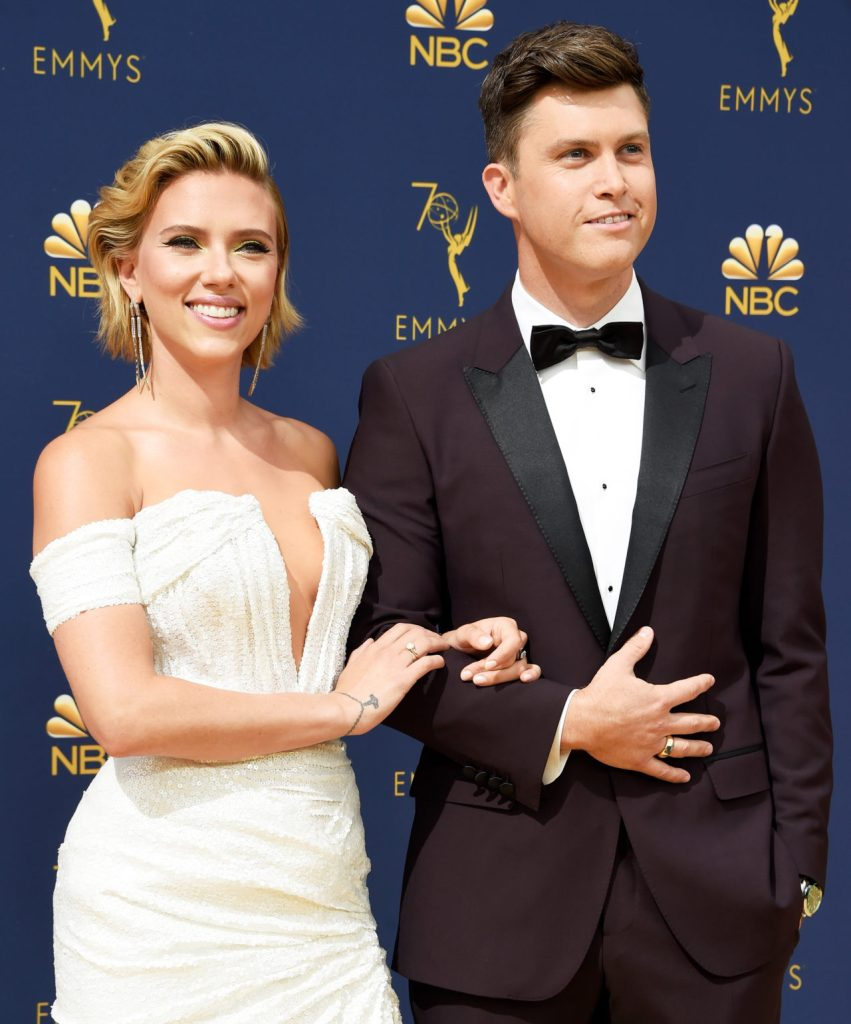 Scarlett Johansson se va a casar y ¡sabemos todos los detalles!
