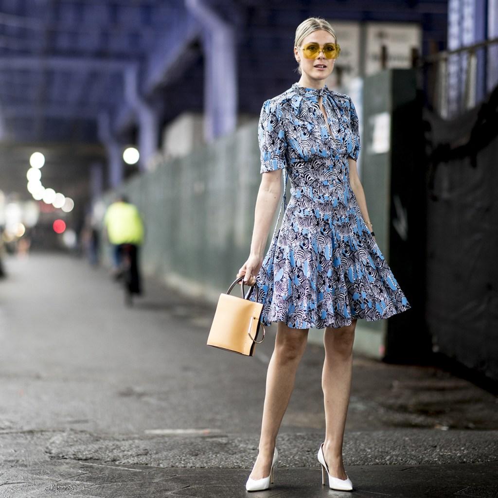 11 vestidos súper frescos que son perfectos para llevar a la oficina (sin parecer que vas a la playa)