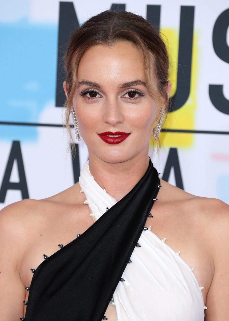 Leighton Meester inspira su look en… ¿Blair Waldorf?