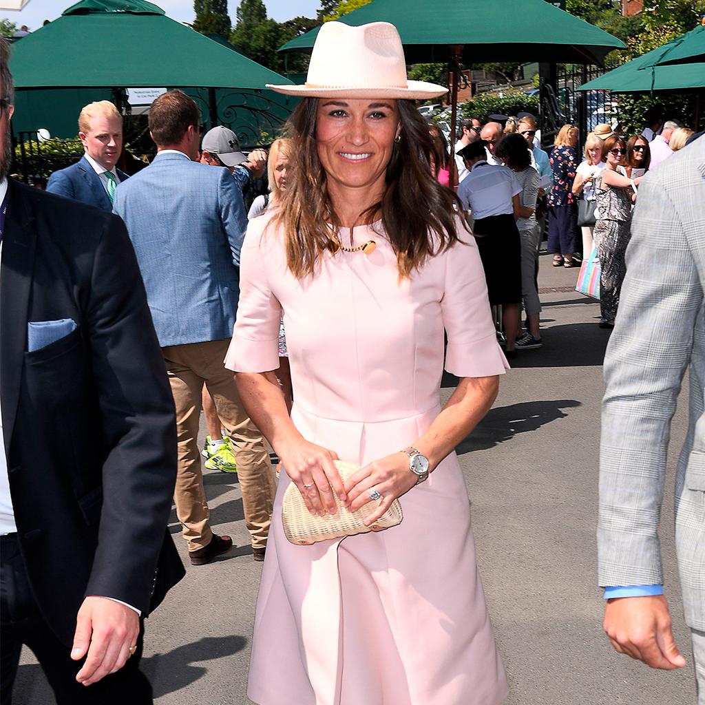 Nunca subestimes el poder de un sombrero, ¿verdad Pippa?