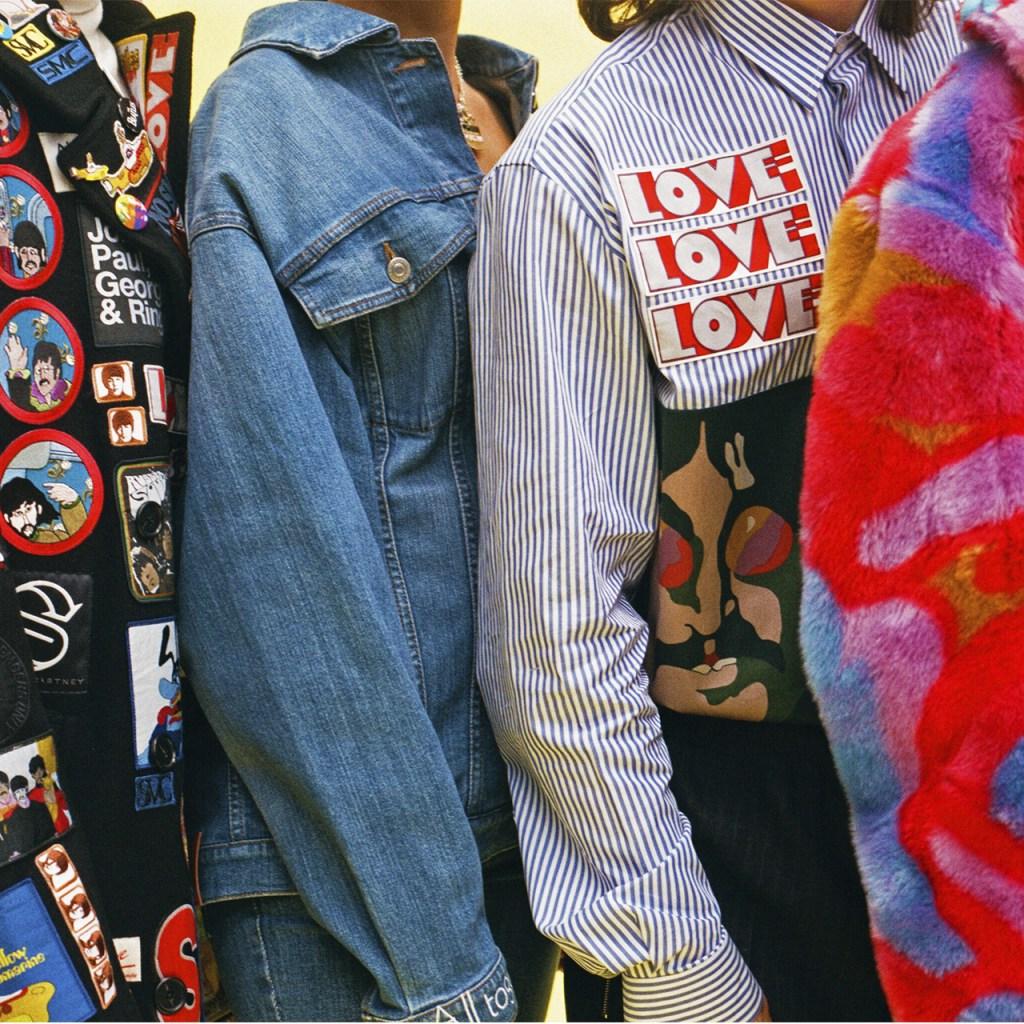 Tienes que ver la nueva colección de Stella McCartney inspirada en The Beatles