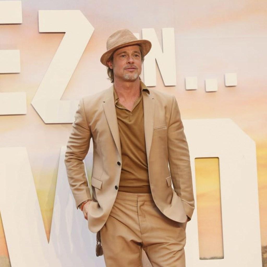 Brad Pitt está en México y sí, no podemos más de la emoción