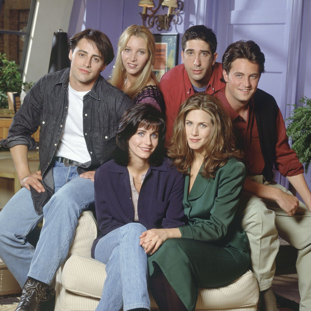 Hay «algo» secreto que está preparando todo el cast de Friends