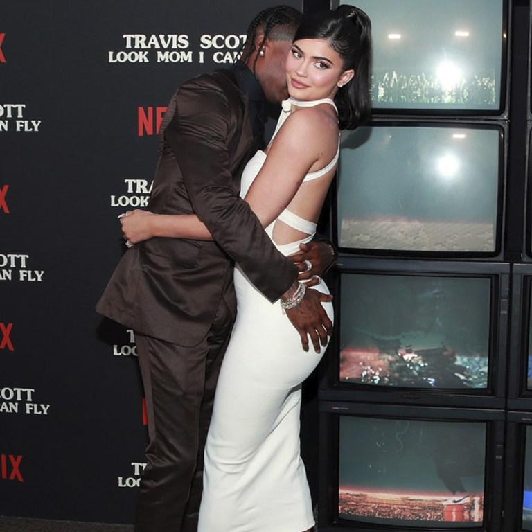 Kylie Jenner y Travis Scott quieren volver a tener un bebé juntos