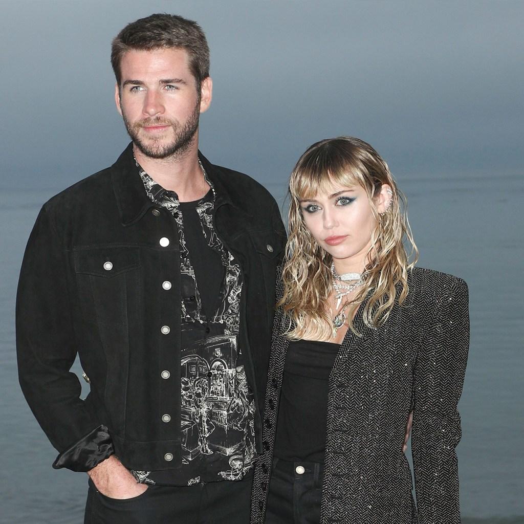 Miley Cyrus rompe el silencio de su separación con Liam Hemsworth