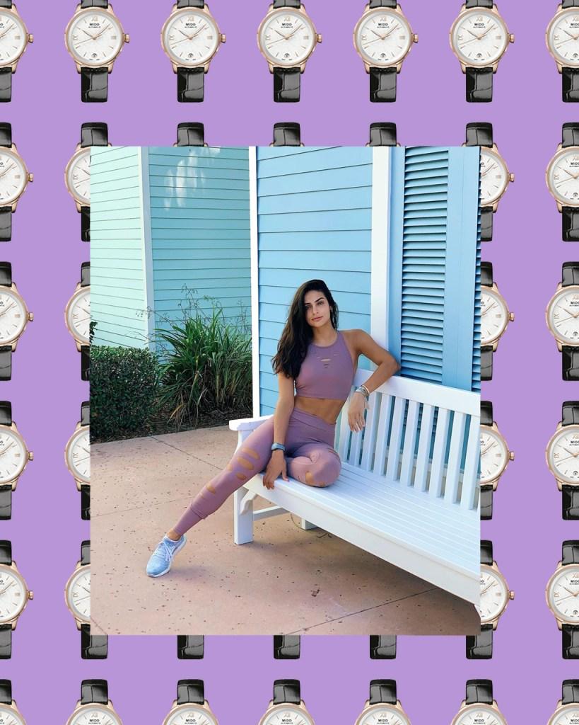 Renata Notni nos contó cuál es su rutina de ejercicio, qué hace en su tiempo libre y cómo verte flawless