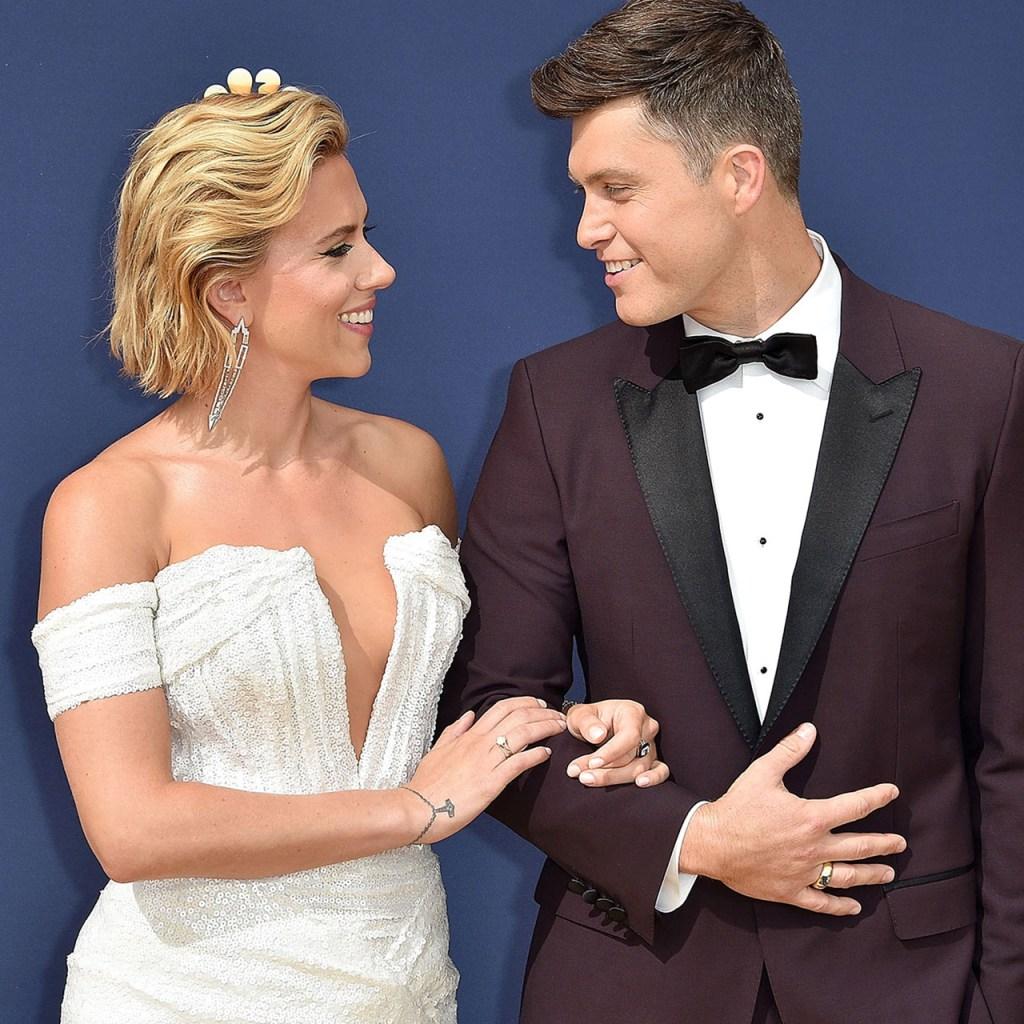 Nuestra pareja eco friendly favorita: Scarlett Johansson y Colin Jost