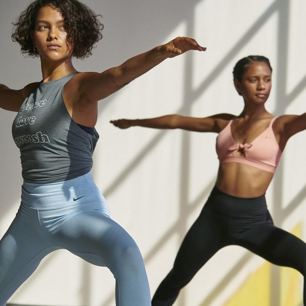 Yoga: la forma de ejercitarte y lograr tu cuerpo ideal con Nike Training Club