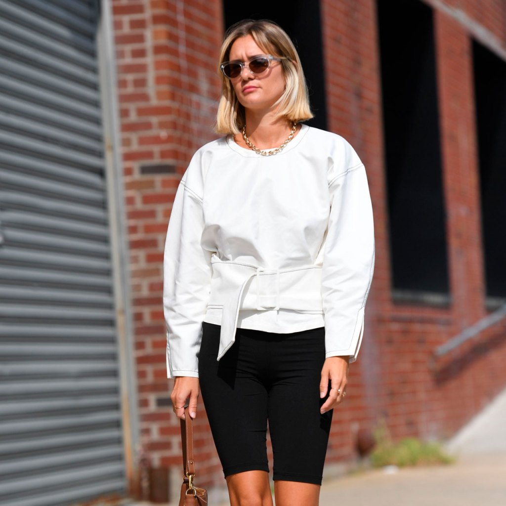 Puffy sleeves: La tendencia que se apoderó del street-style en NYFW