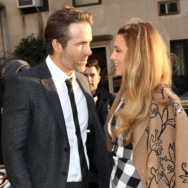 Blake Lively y Ryan Reynolds comparten la primera foto de su new born