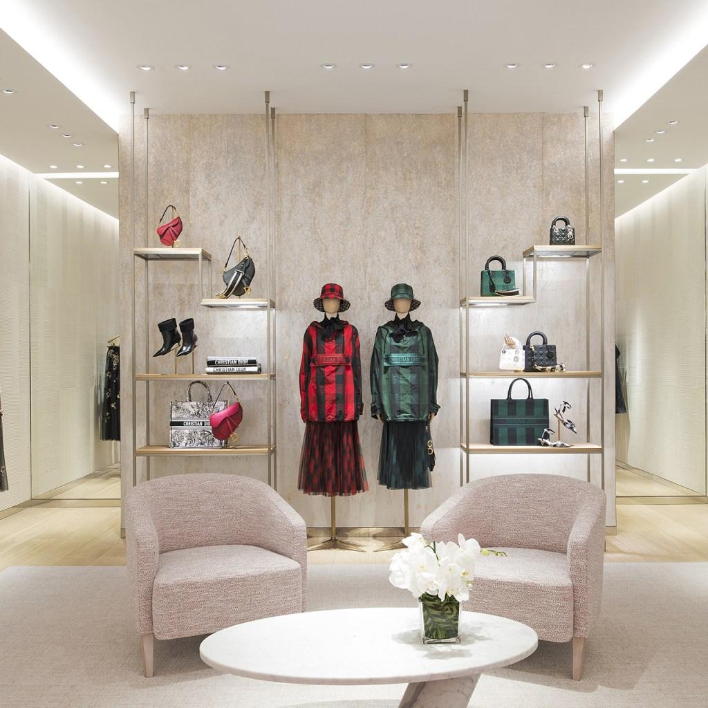 Dior abre una nueva flagship store al sur de la CDMX