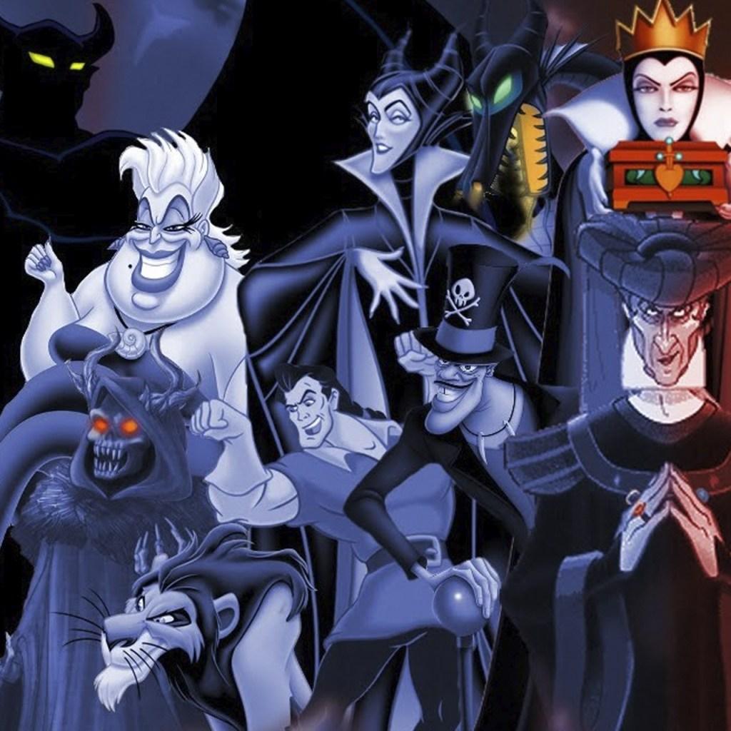 Los villanos de Disney inspiran la primera colección de makeup de Funk Pop