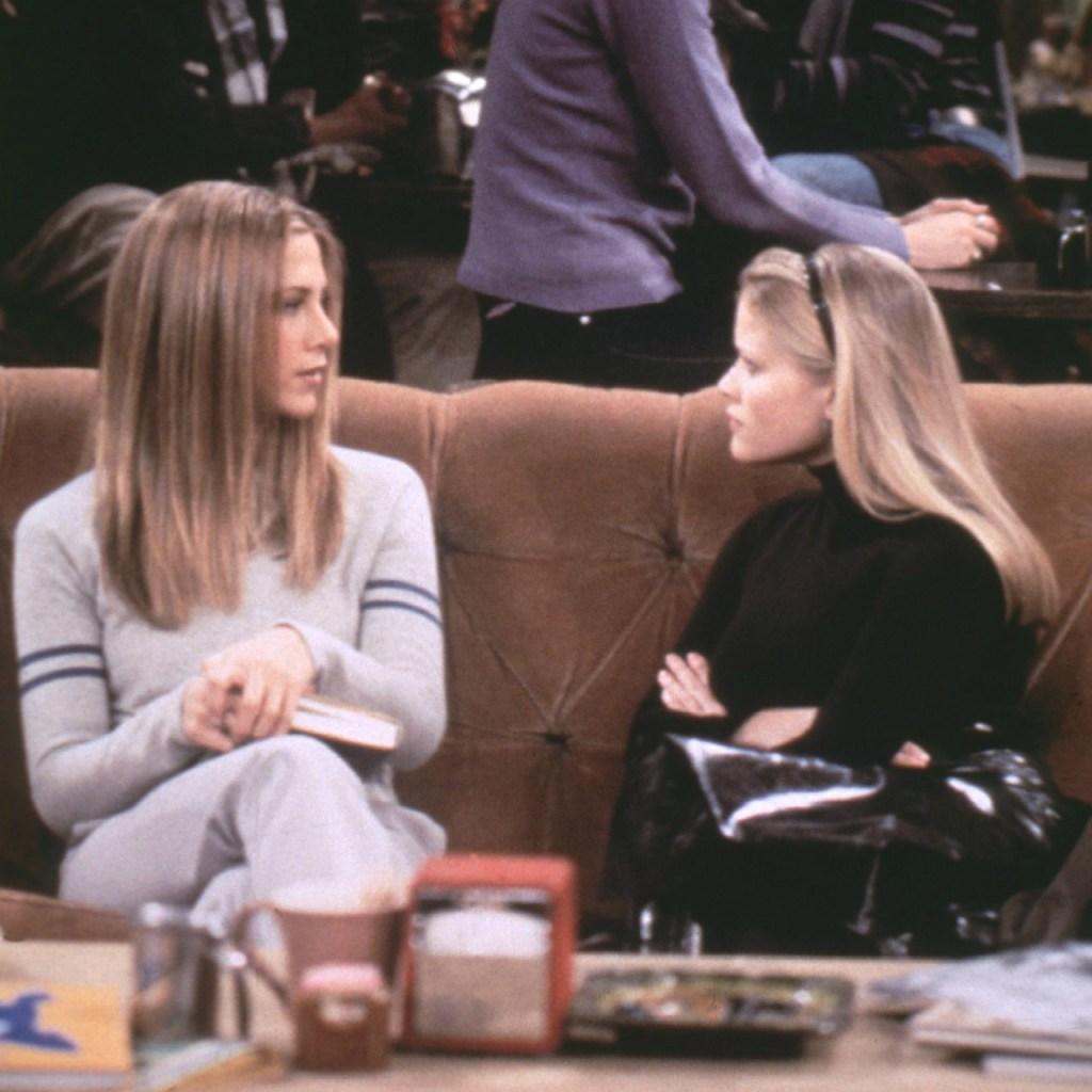 El personaje de Reese Witherspoon en Friends inspirará tu próximo look de otoño