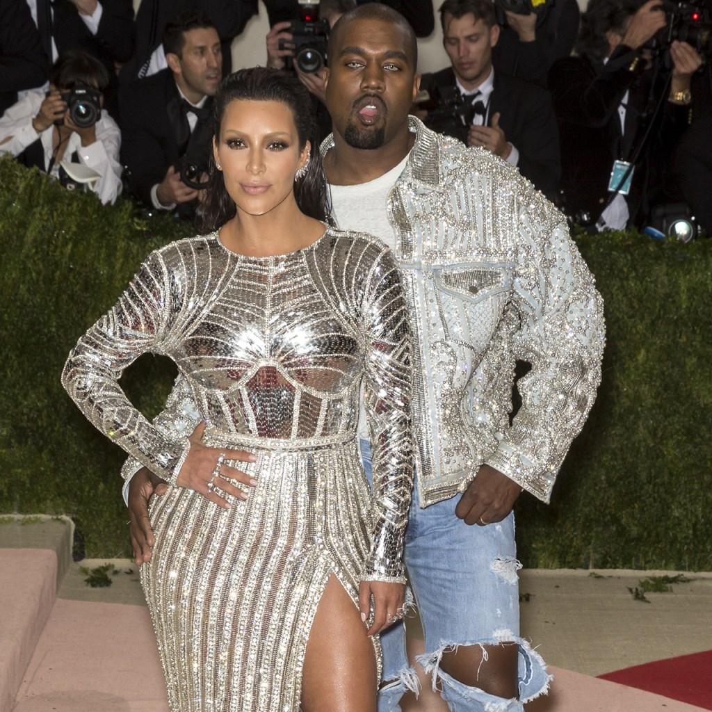 ¿Hipócrita? Kanye y el comentario sobre un look de Kim Kardashian