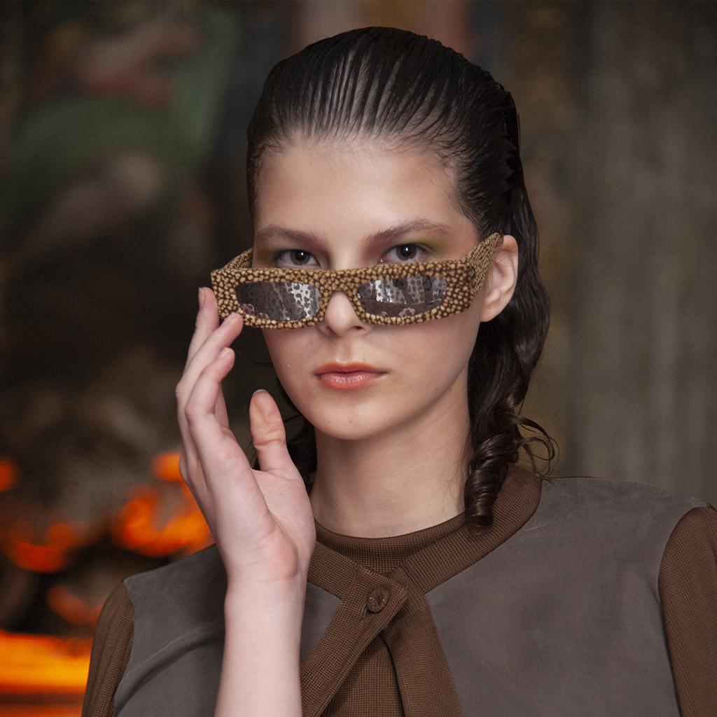 Sunglasses on point! Reglas de etiqueta para usar lentes de sol