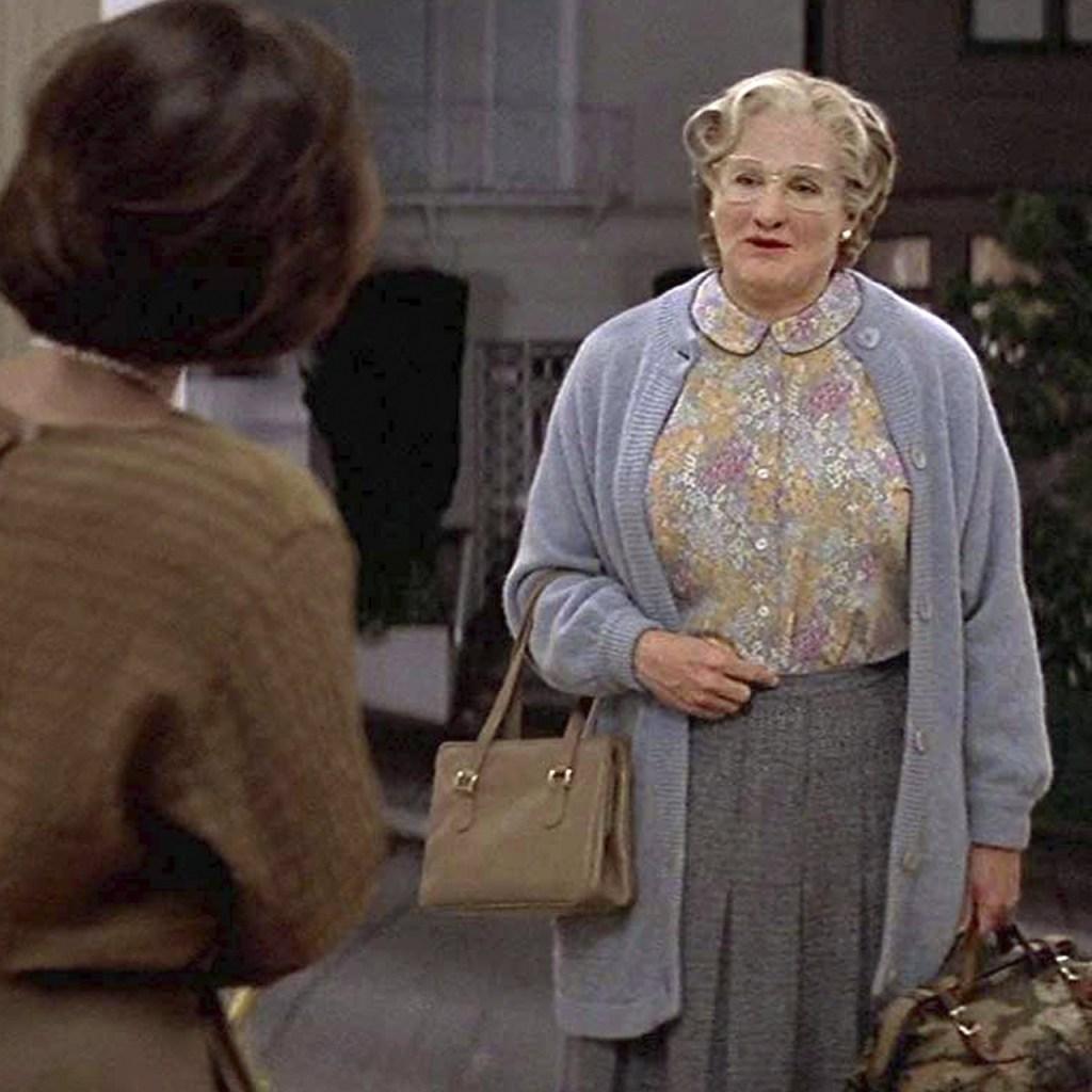 Una película más llega a Broadway: ¡Mrs. Doubtfire!