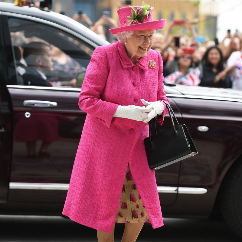 Los secretos (dentro) de la bolsa de la Reina Elizabeth