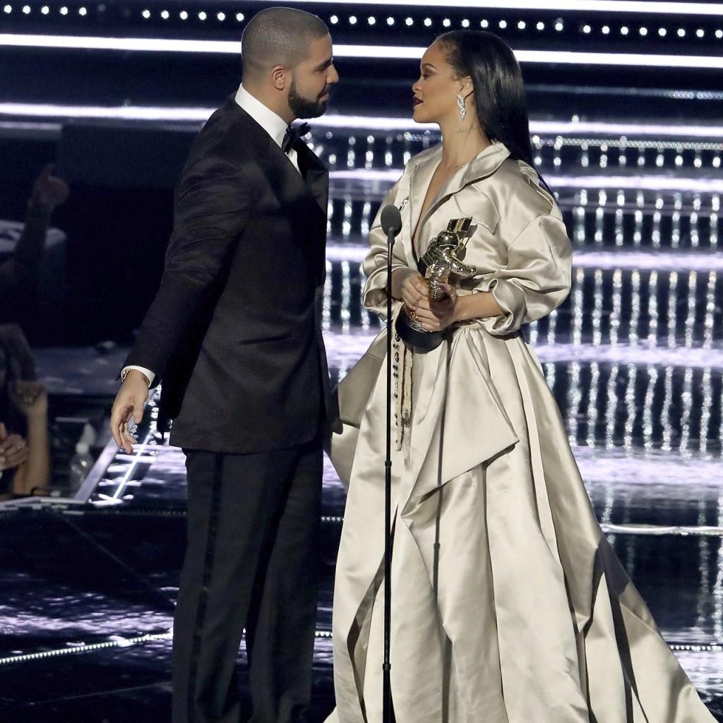 Rihanna y Drake son BFFs (otra vez) y así lo demostraron