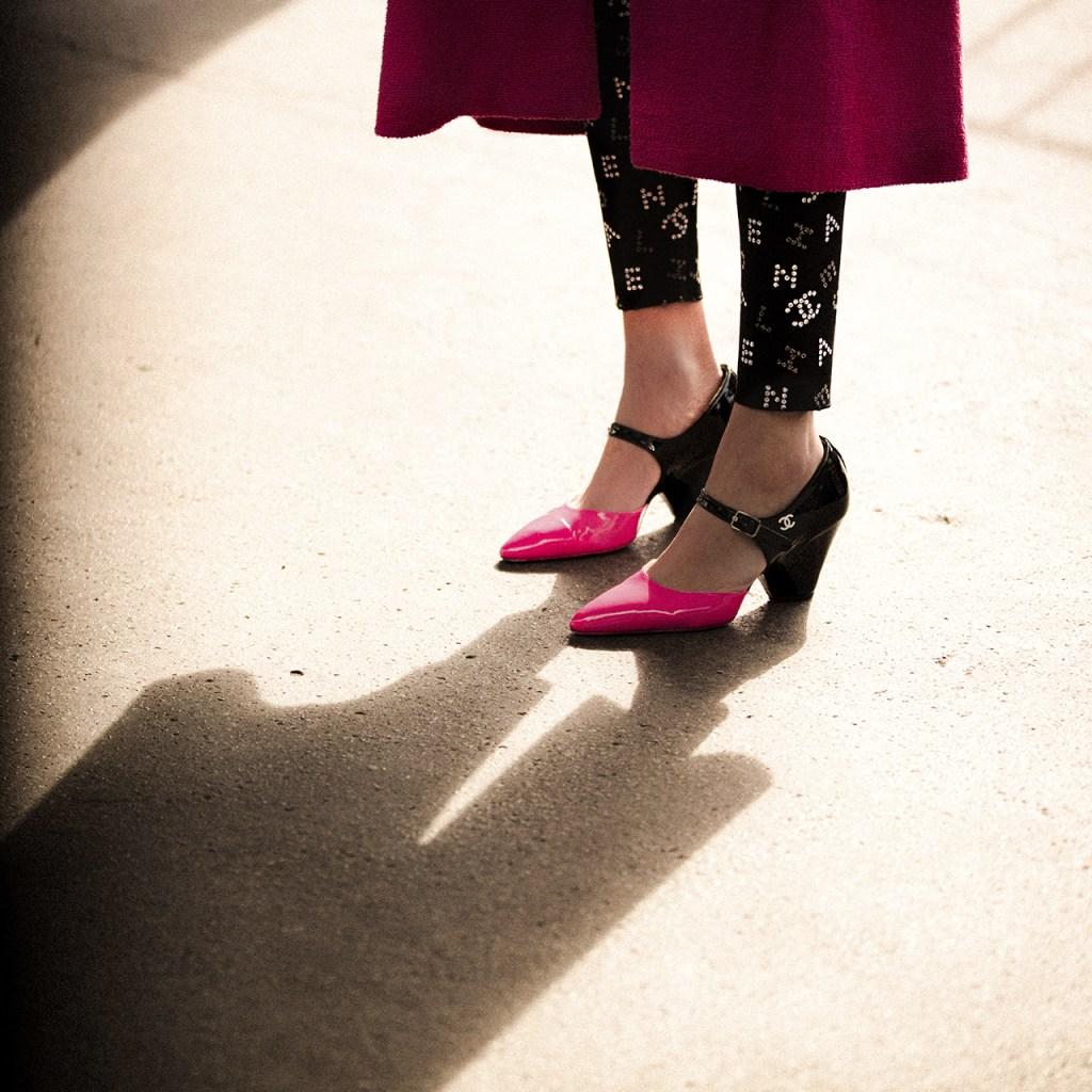 Los clásicos regresan con los zapatos Chanel Cruise 19/20
