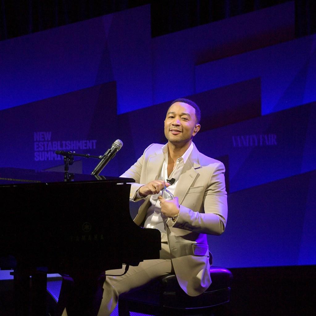 John Legend: el hombre vivo más sexy del mundo