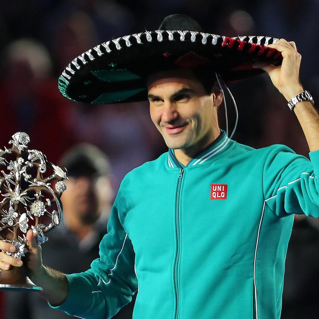 Roger Federer rinde tributo a México con su look durante partido en CDMX